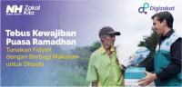Bayar Fidyah: Berbagi Makanan untuk Dhuafa (Rp 25.000/ paket)