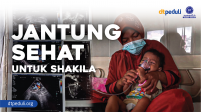 Jantung Sehat untuk Shakila