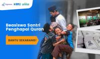 Beasiswa Santri Penghapal Al Quran bersama Umma